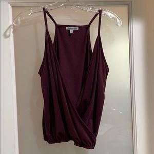 3 for $15 rich plum purple top.